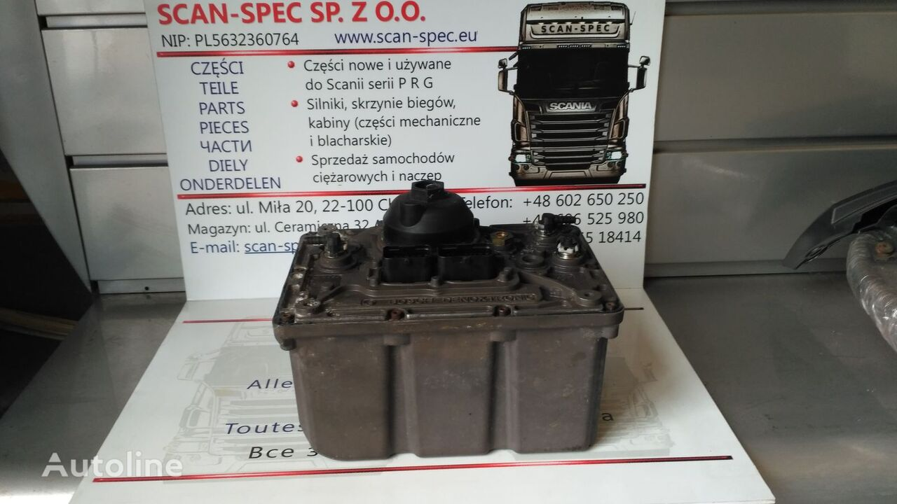 AdBlue pump for SCANIA P, G, R tractor unit
