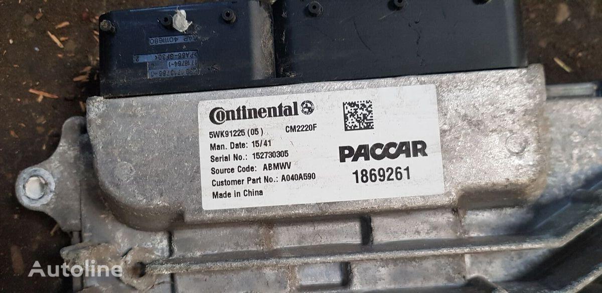 DAF 106XF, CF XF EURO 6 emission AD BLUE control unit, catalyst cont AdBlue pump for DAF 105XF, CF, LF tractor unit