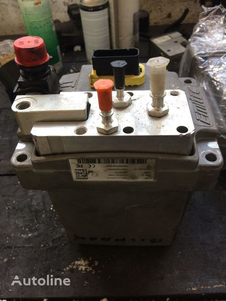 MAN TGA, TGS, TGX, ADblue pump, EMITEC pump, supply module adblue, s AdBlue pump for MAN TGX TGS, TGX tractor unit