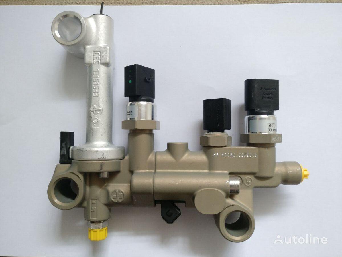 new dosing pump unit diffuser feeder AdBlue pump for MERCEDES-BENZ Actros MP2 MP3 truck