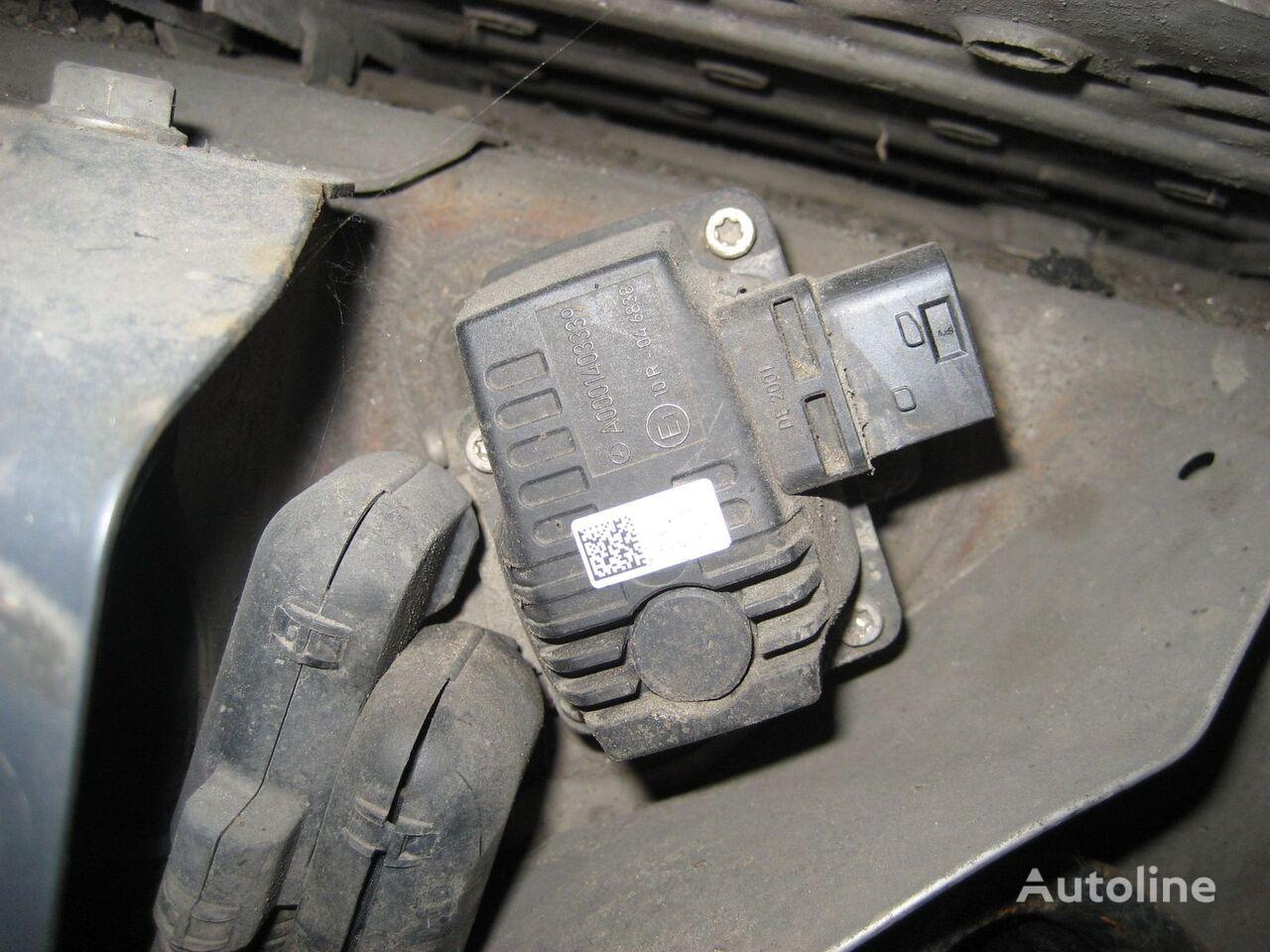 MERCEDES-BENZ Actros MP4 EURO5, EURO6, AD BLUE metering unit, nox sensor befor AdBlue tank for MERCEDES-BENZ Actros MP4 tractor unit