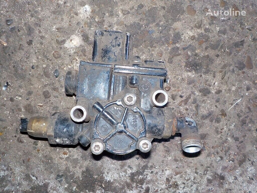 EBS modulator for MAN truck
