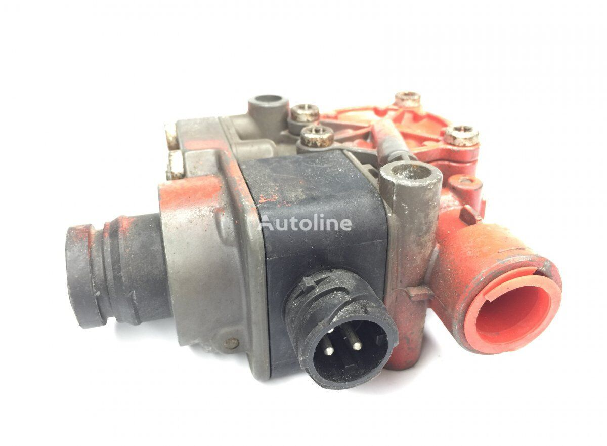 BOSCH Front Axle Right (0265351122) EBS modulator for MERCEDES-BENZ Actros MP1 (1996-2002) tractor unit