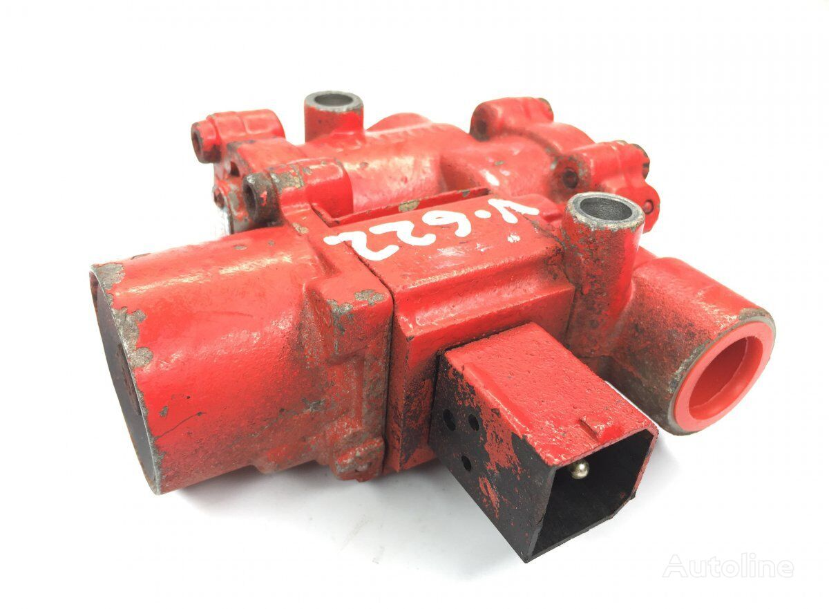 WABCO Front Axle Left (1609241 9520836) EBS modulator for VOLVO FH12/FH16/NH12 1-serie (1993-2002) tractor unit