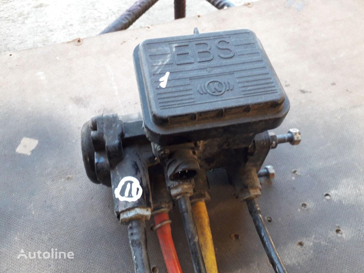 KNORR-BREMSE K000917 (81.523016212) EBS modulator for MAN TGA tractor unit