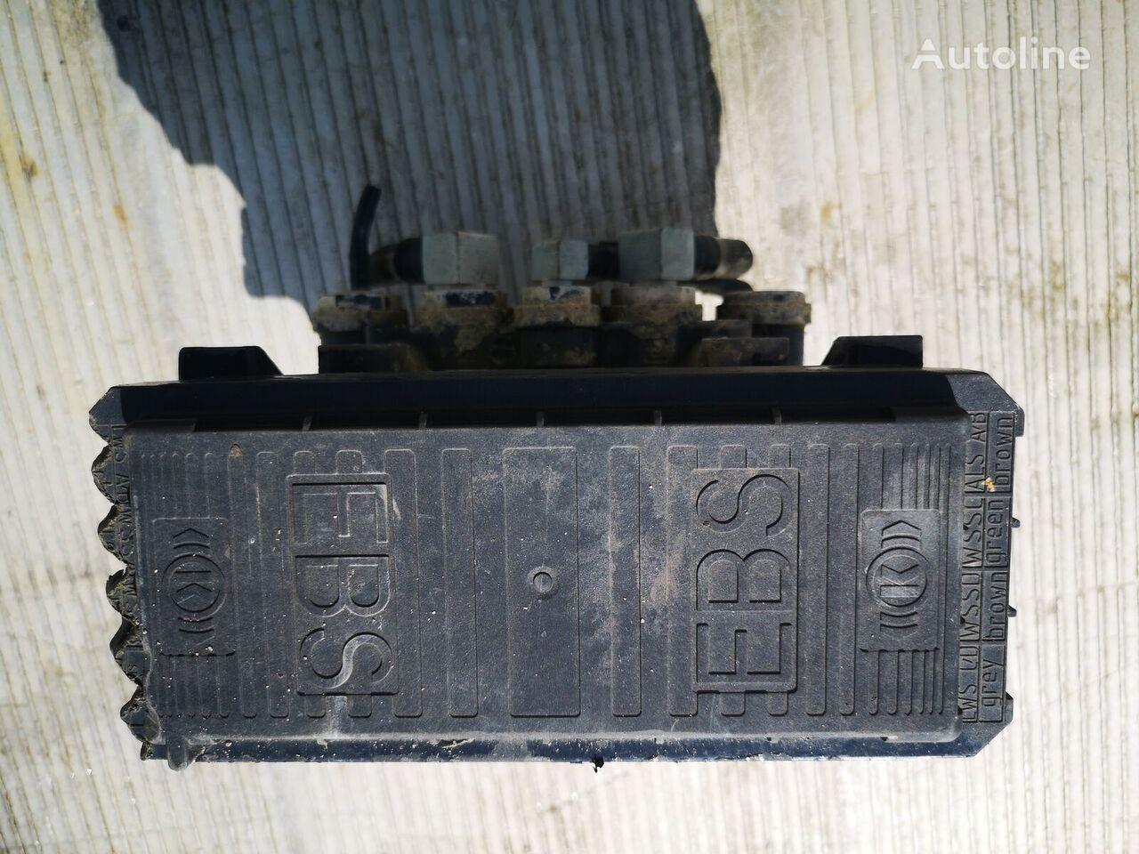 KNORR-BREMSE K000921 (81.52106-6046) EBS modulator for MAN TGA 18.400 , 81.52106-6046 tractor unit