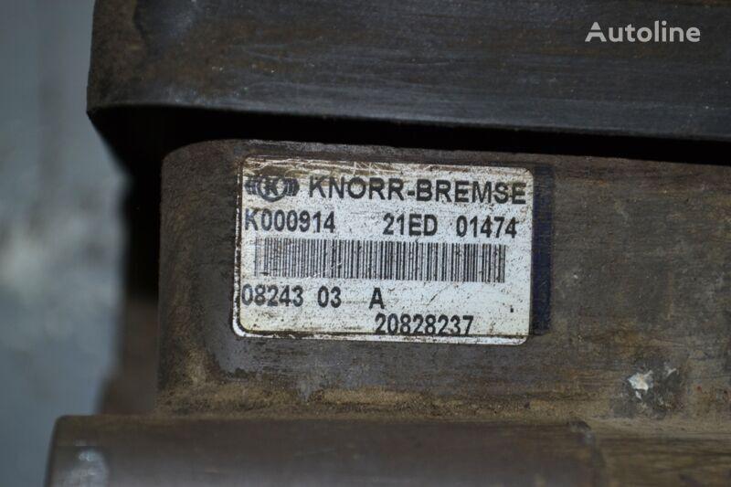 KNORR-BREMSE Premium 2 (01.05-) EBS modulator for RENAULT Premium 2 (2005-) truck