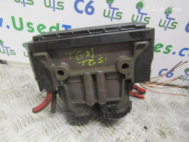 EBS modulator for MAN TGS/TGX truck