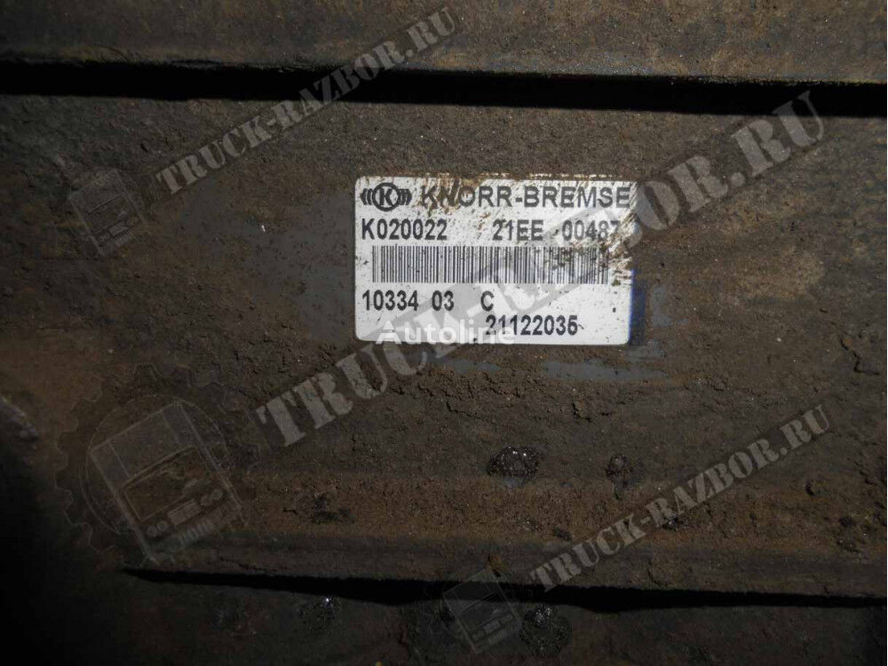 RENAULT (21122035) EBS modulator for RENAULT tractor unit