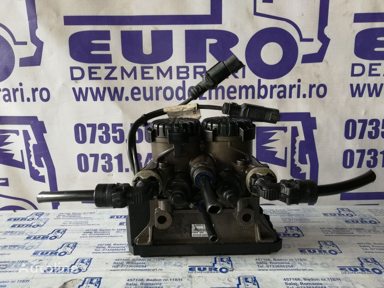 RENAULT spate EBS modulator for tractor unit