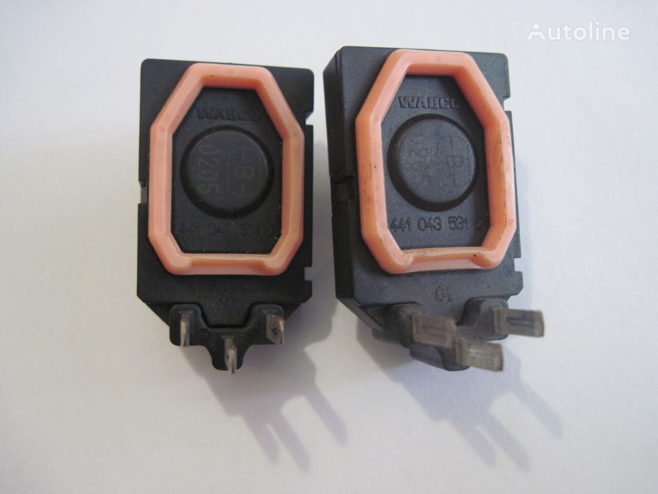 WABCO (4410435312) EBS modulator for tractor unit