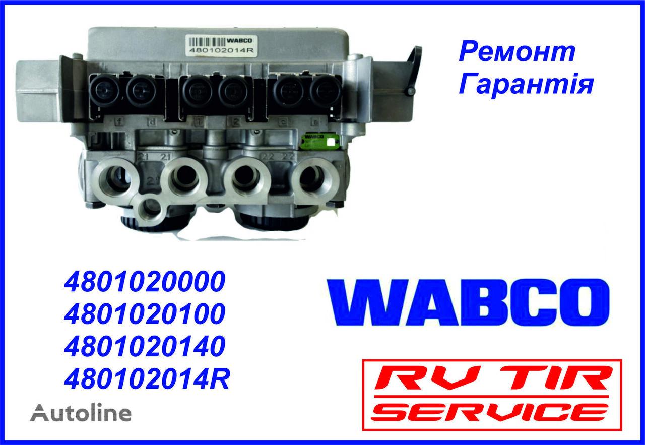 WABCO EBS modulator for semi-trailer