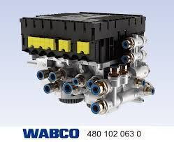 new WABCO EBS modulator for WABCO semi-trailer