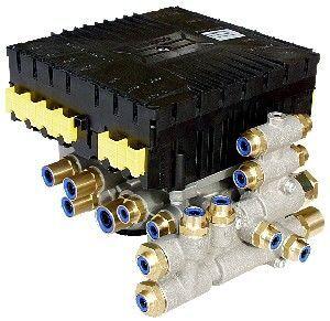 new WABCO 4801020310, 4801020330, 4801020307 EBS modulator for semi-trailer