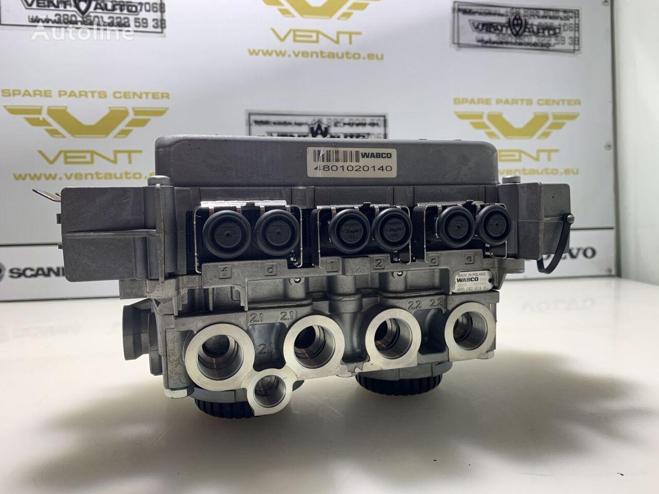 new WABCO TEBS-D EBS modulator for semi-trailer