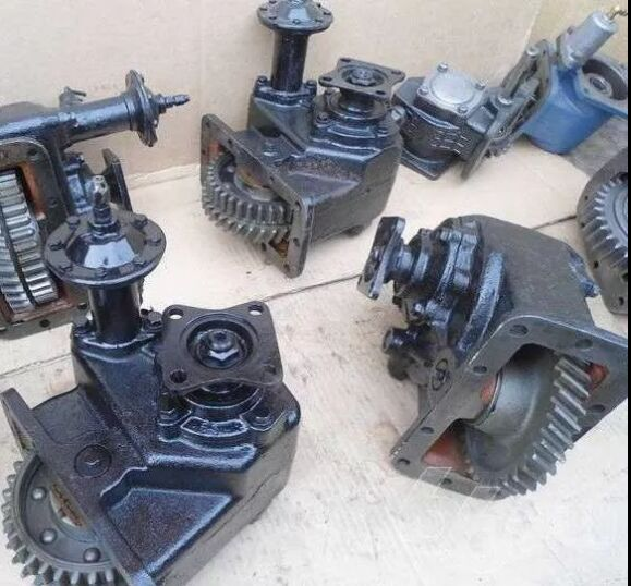 new PTO for tractor unit