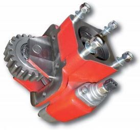 new YaMZ PTO for truck