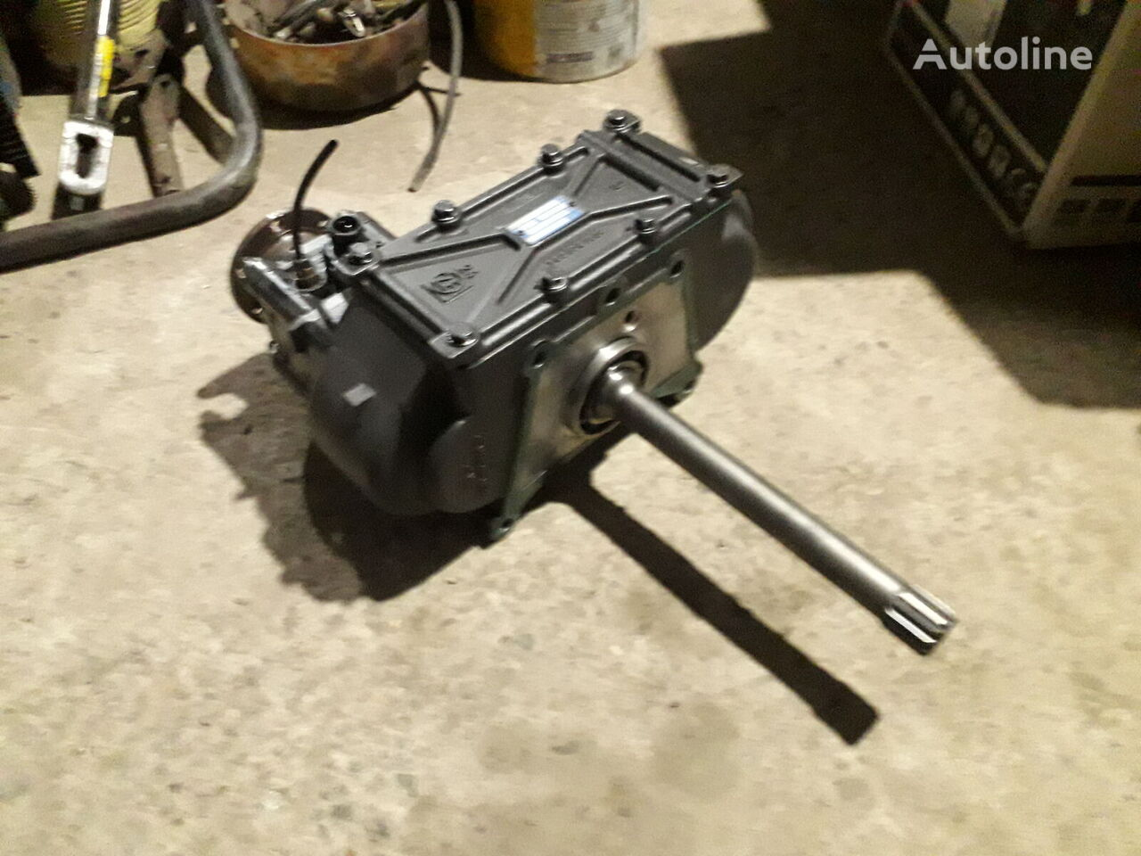 ZF PTO for tractor unit