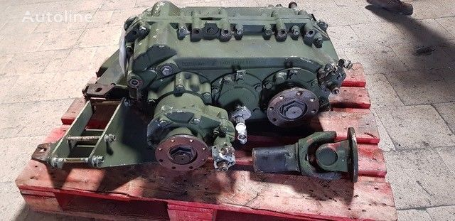 MAN 801 4x4-6x6 PTO for tractor unit