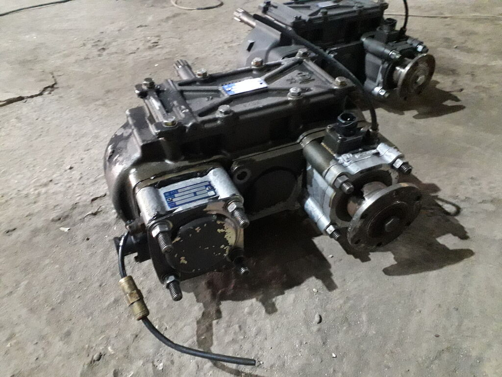 ZF PTO for truck