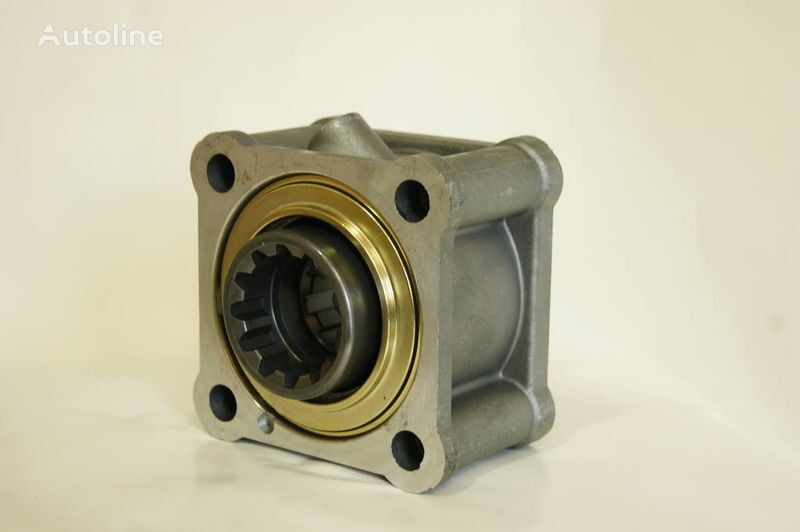 new ZF PTO for tractor unit