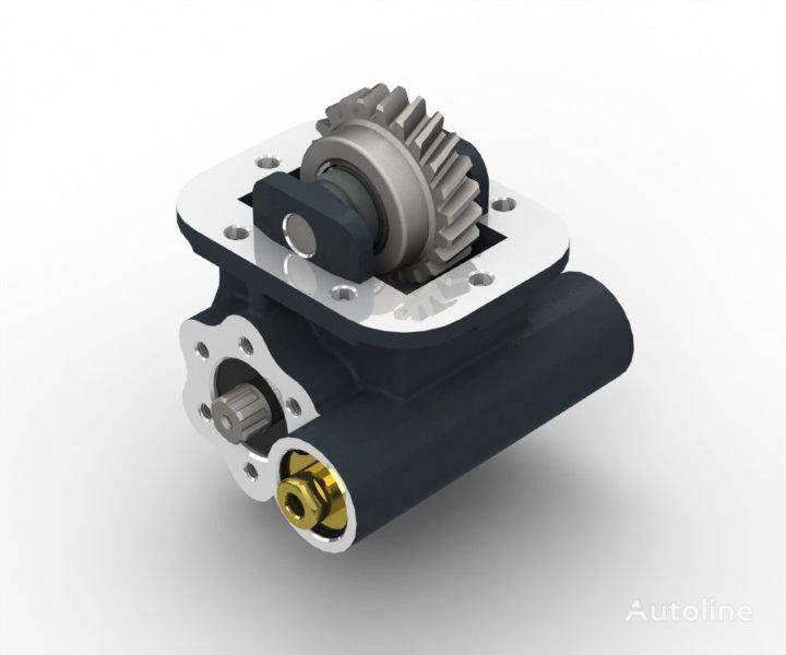 new ZIL 475 SMLX-5 PTO for ZIL tractor unit