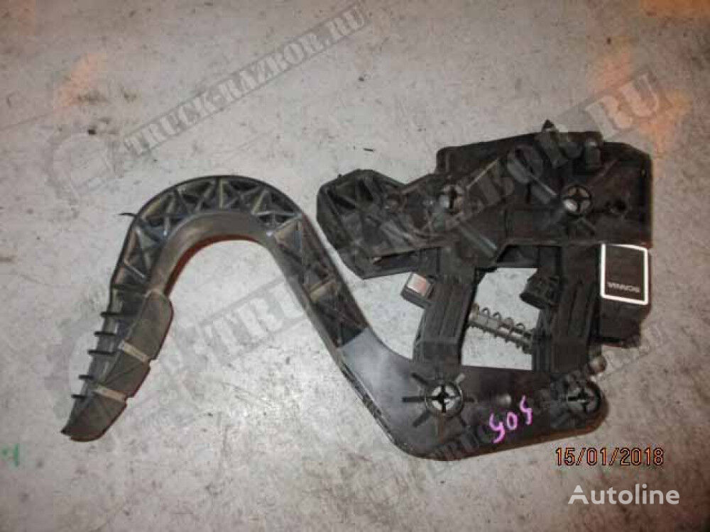accelerator pedal for SCANIA tractor unit