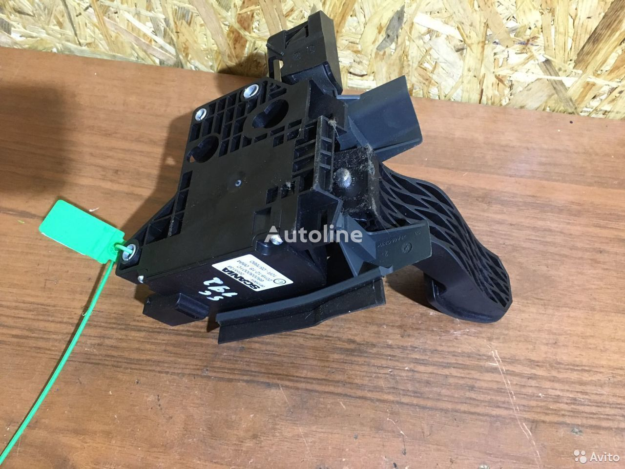 (2055138) accelerator pedal for SCANIA 2019 god tractor unit