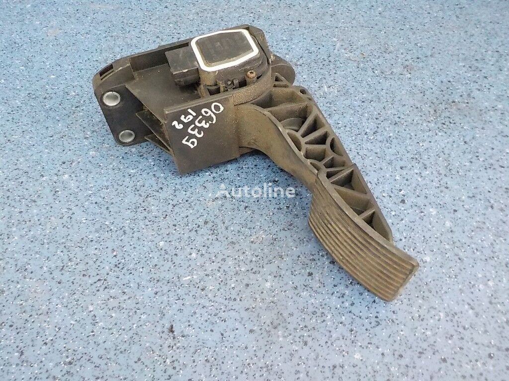 accelerator pedal for MERCEDES-BENZ truck