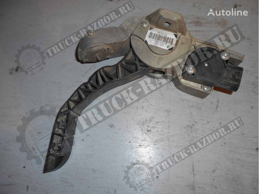 DAF (1879728) accelerator pedal for DAF tractor unit