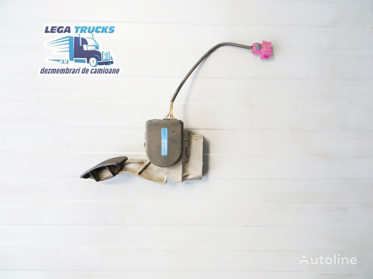 MAN accelerator pedal for RENAULT tractor unit