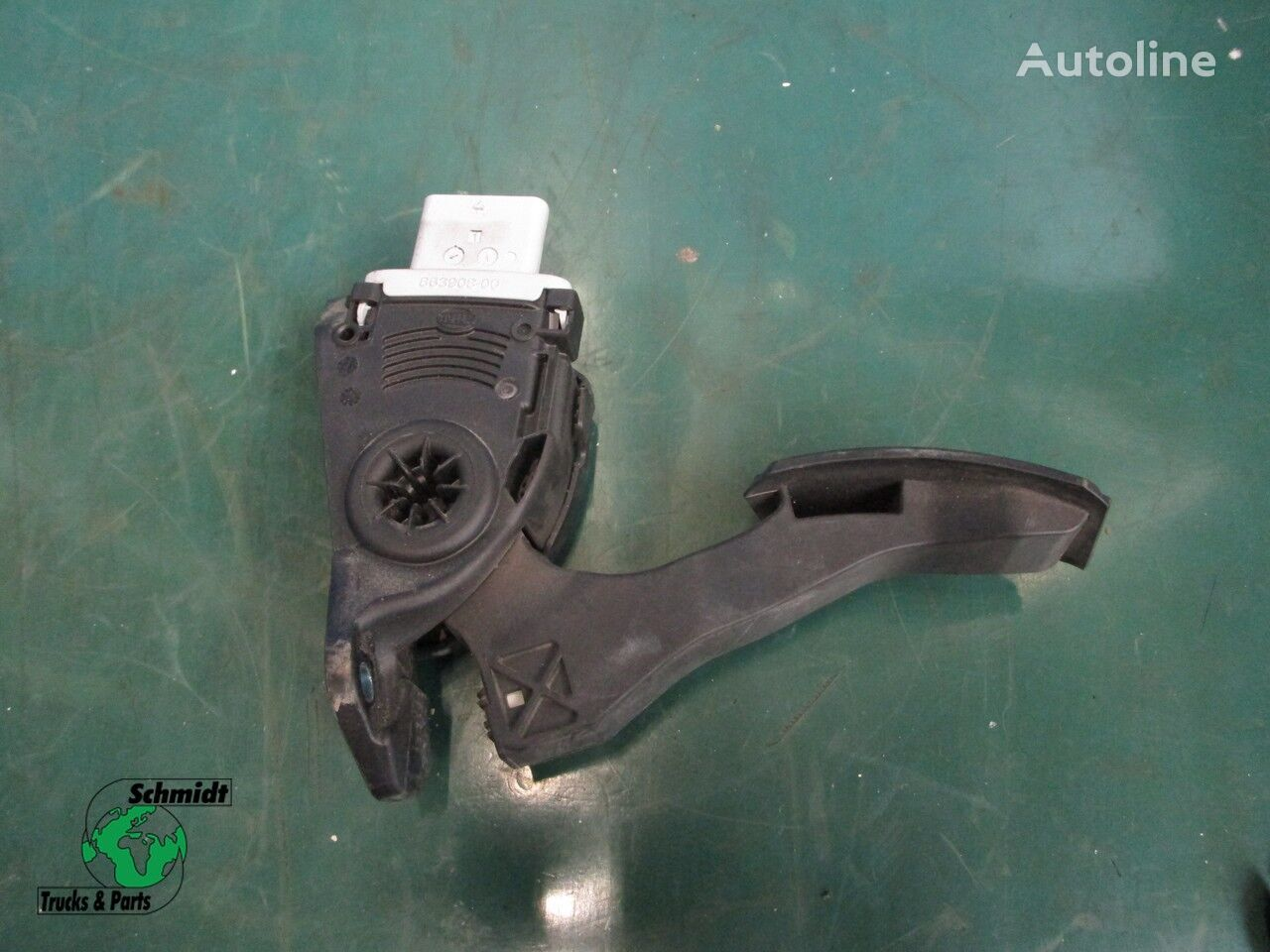 MAN 81.25970-6103 Gas Module accelerator pedal for truck