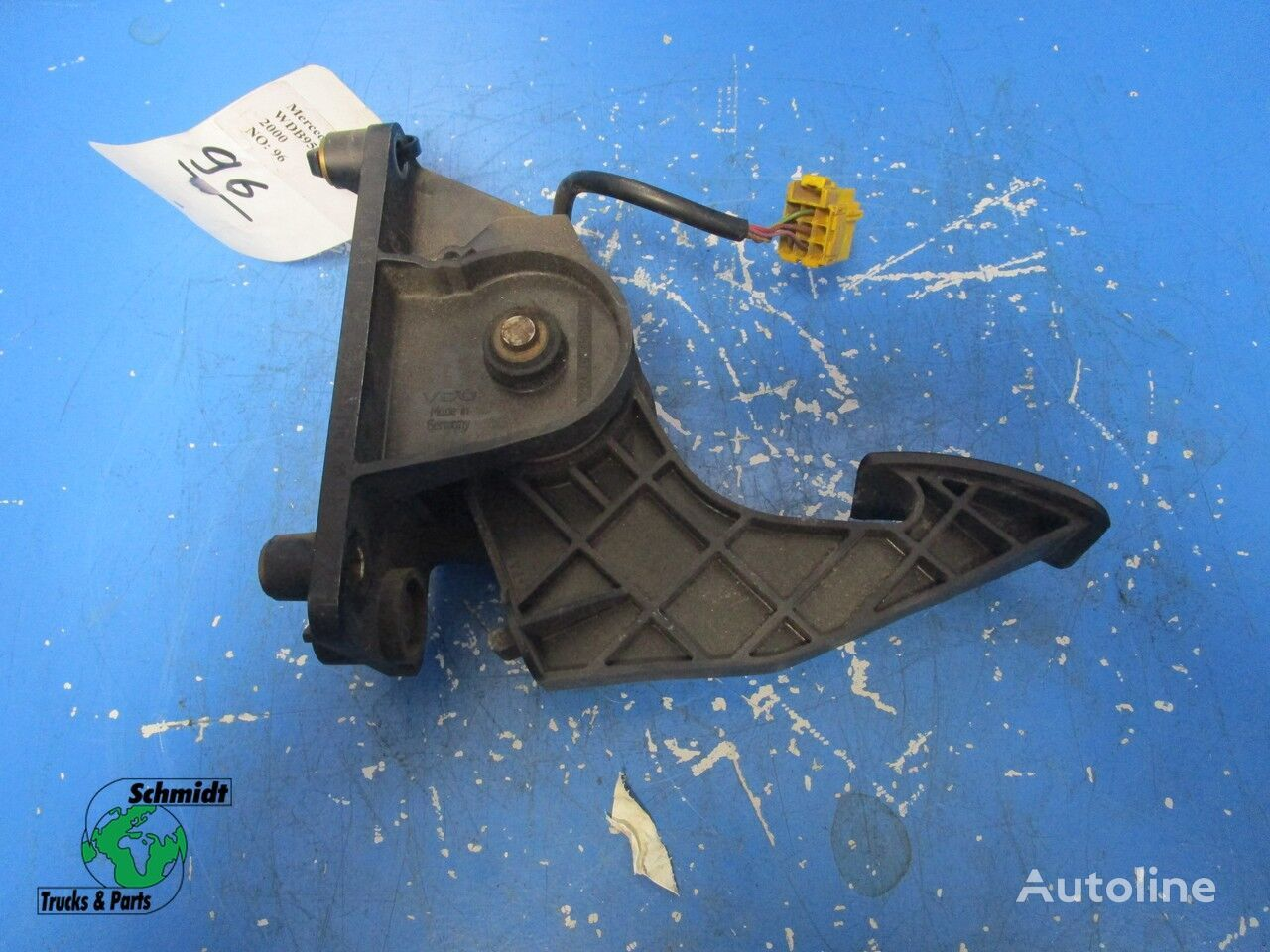 MERCEDES-BENZ accelerator pedal for MERCEDES-BENZ truck