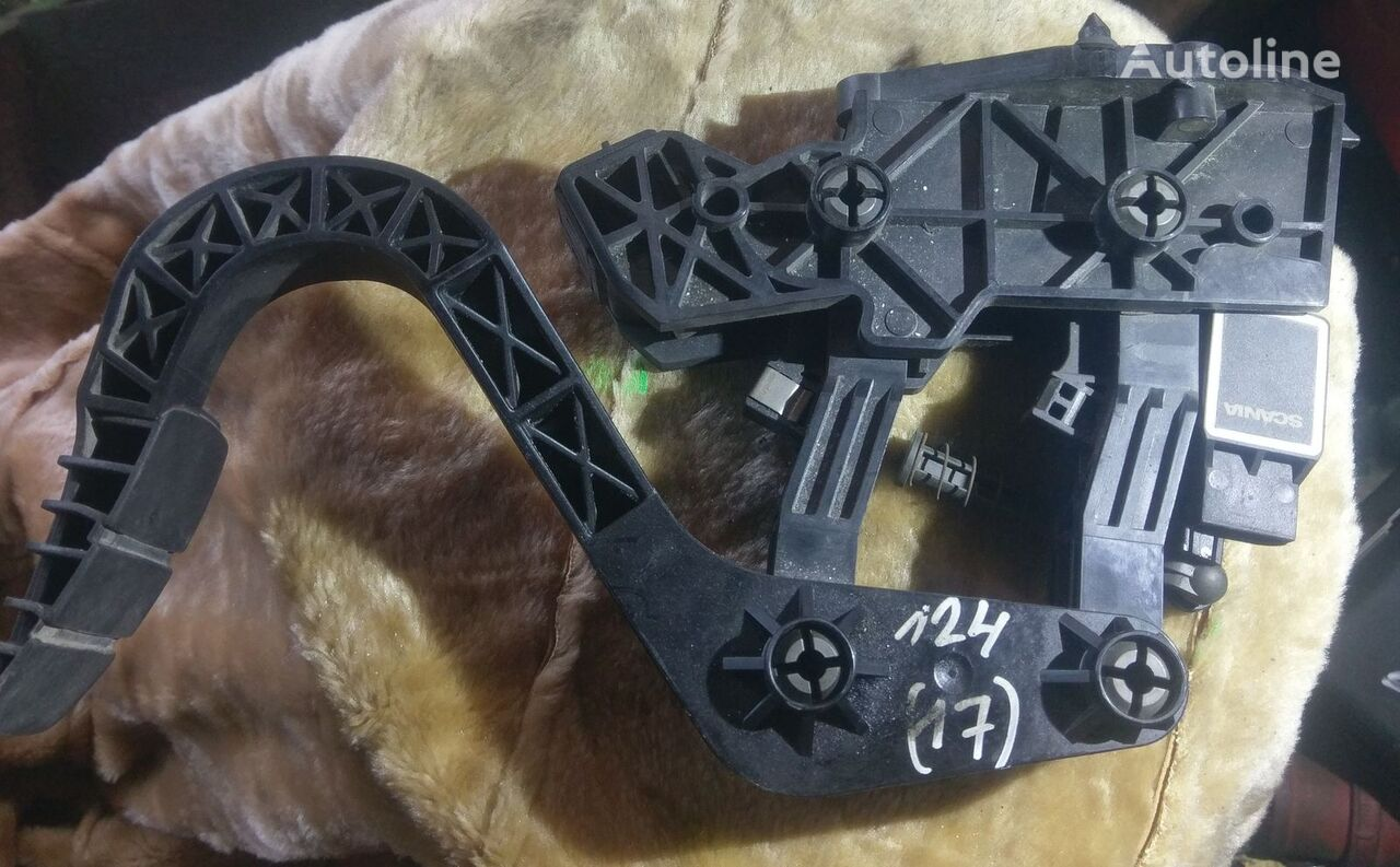 SCANIA accelerator pedal for tractor unit