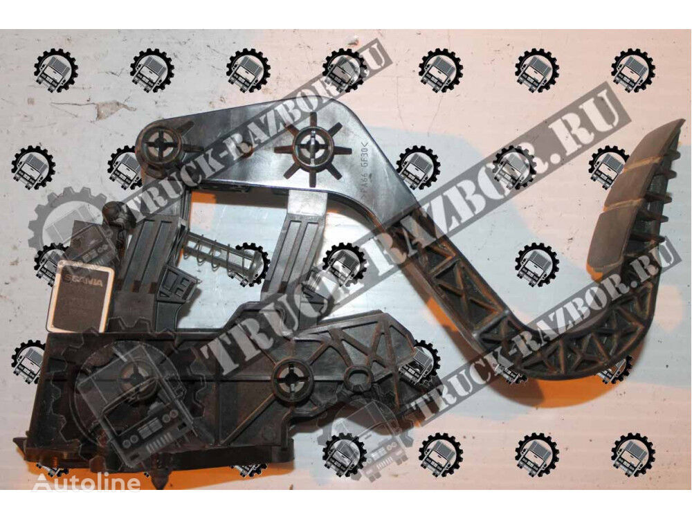 SCANIA accelerator pedal for SCANIA tractor unit