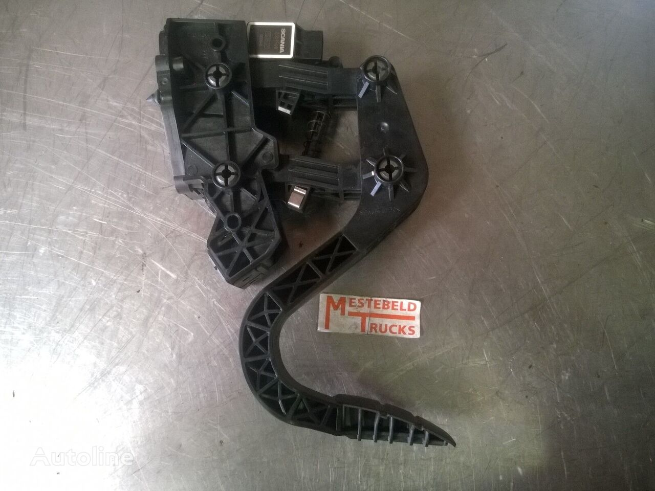 SCANIA accelerator pedal for SCANIA Electronisch gaspedaal truck