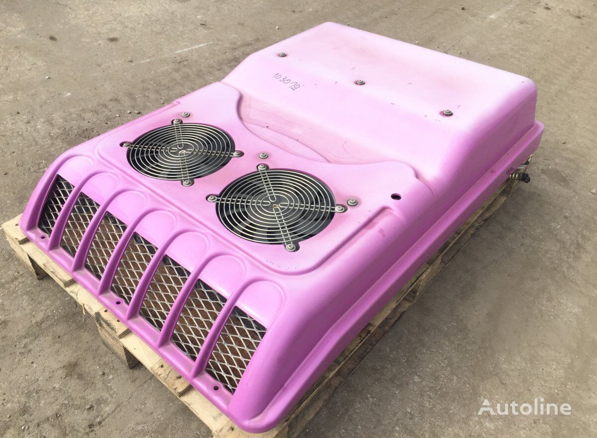 MAN LIONS CITY A23 (01.96-12.11) air conditioning condenser for MAN bus
