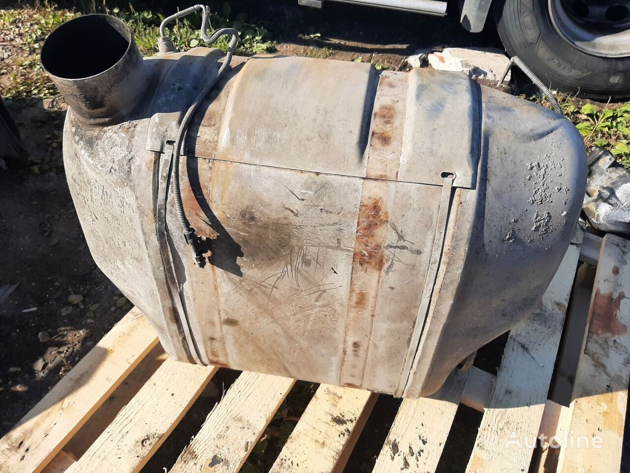 (2107984) air dryer for DAF truck