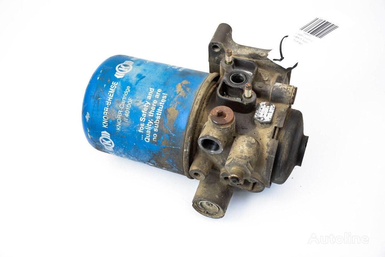 KNORR-BREMSE (LA8105, 1138303F) air dryer for EuroCargo 1991 - 2011 truck