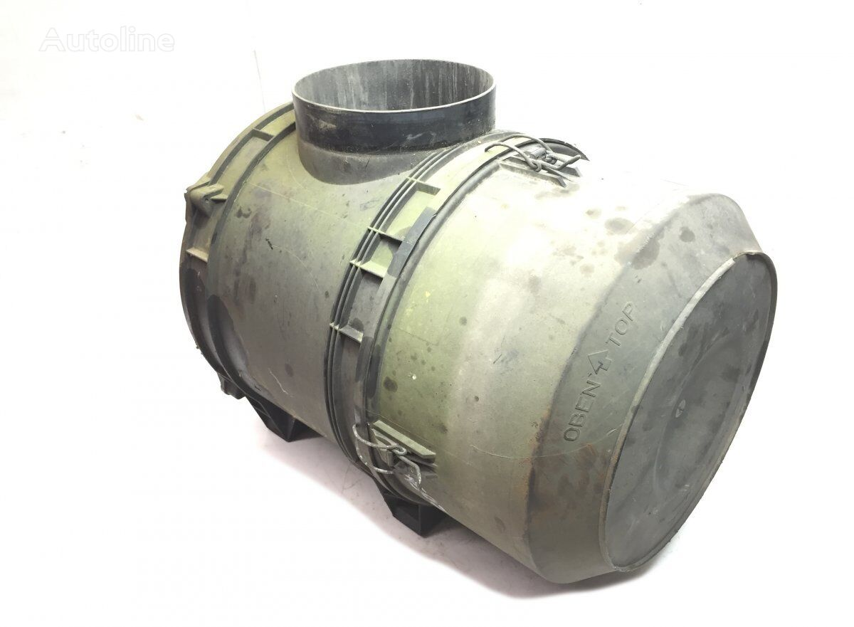 air filter housing for MAN TGA (2000-2008) tractor unit