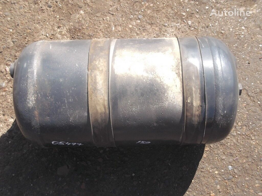 Ressiver vozdushnyy Iveco air filter housing for truck