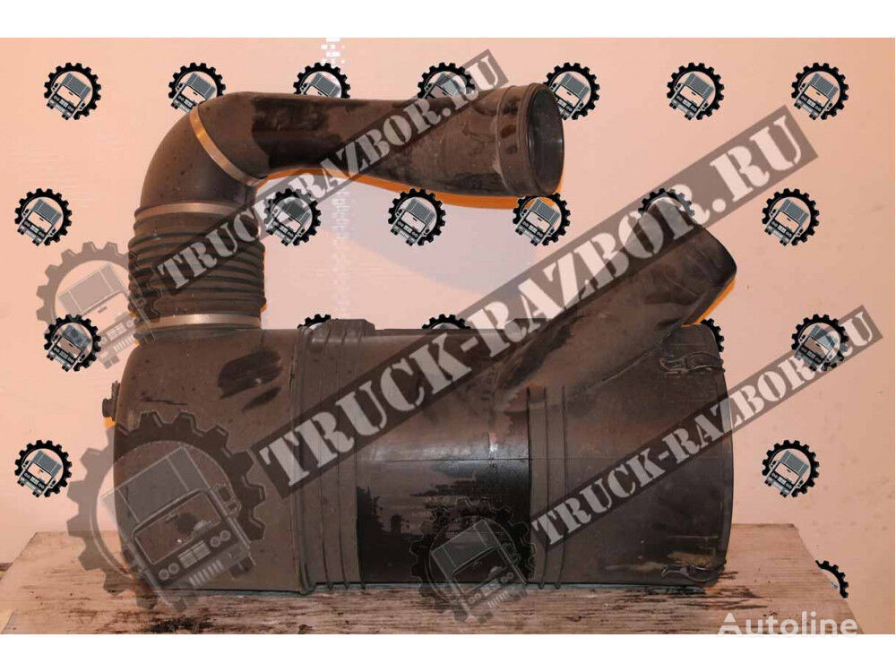 MAN (81.08405.0021) air filter housing for MAN TGS tractor unit