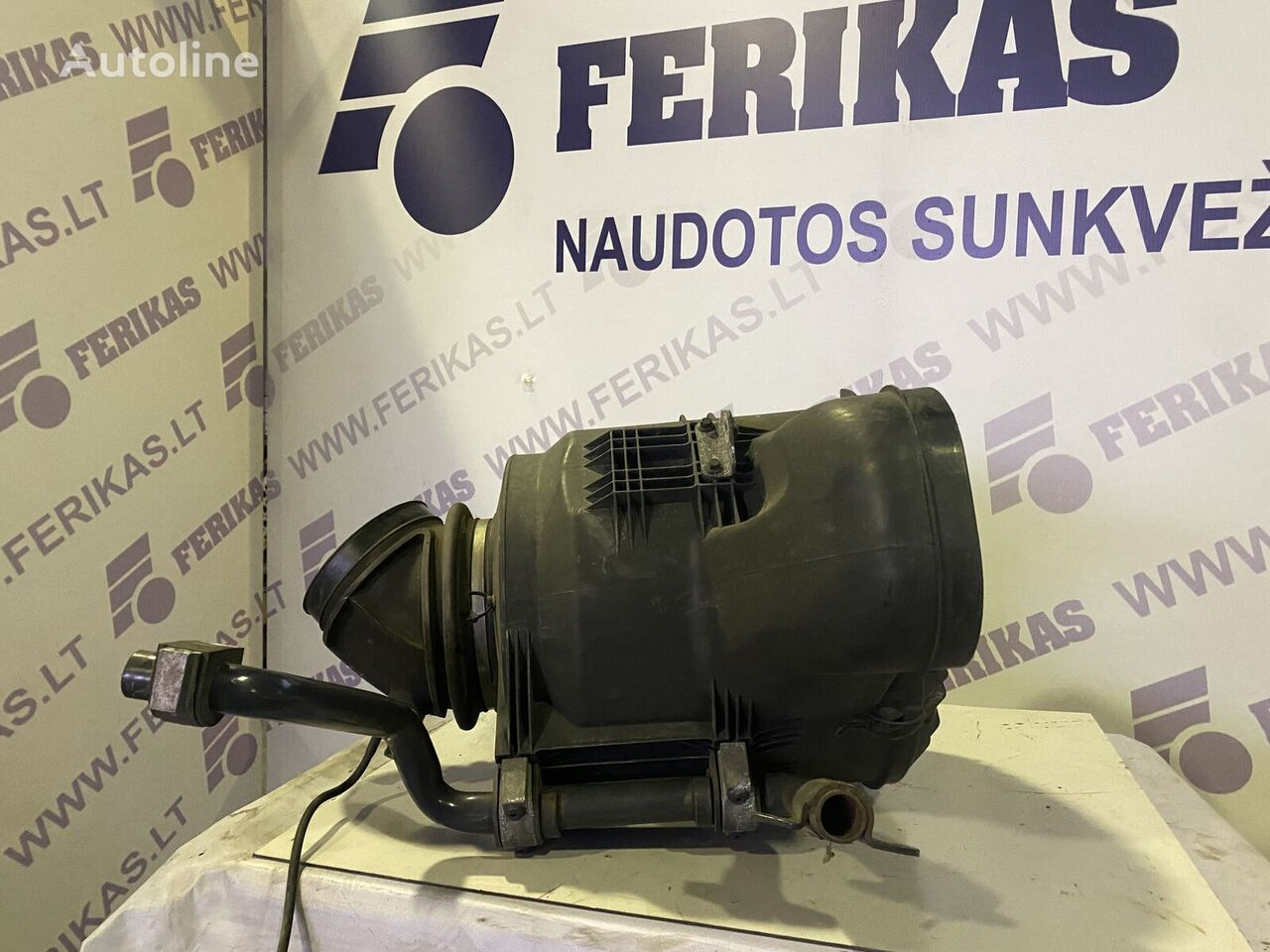 air filter housing for VOLVO FH4 tractor unit