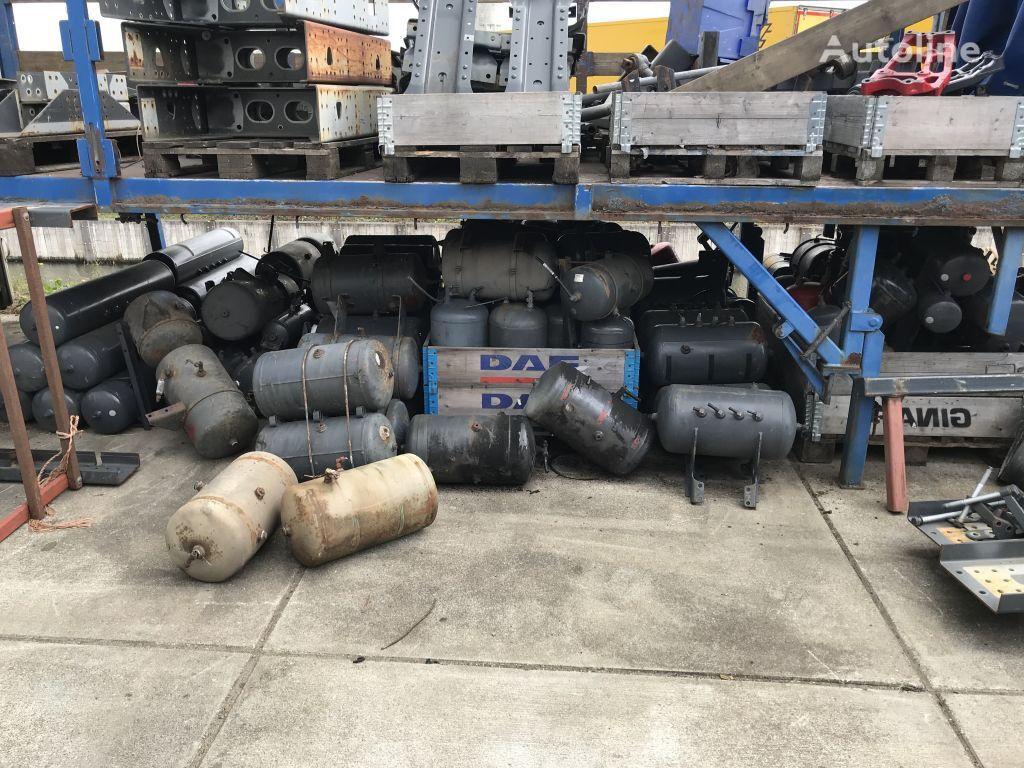 DAF STALEN LUCHTKETELS DIV AFMETINGEN air tank for truck