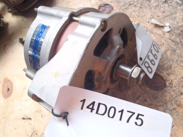 new alternator for excavator
