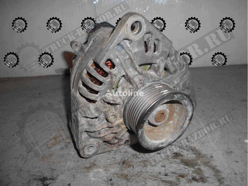 alternator for MAN tractor unit