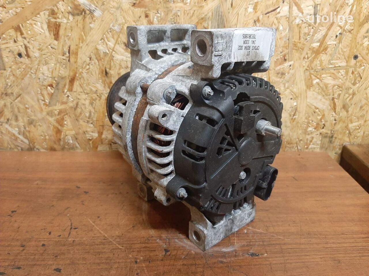 MERCEDES-BENZ (A0141546202) alternator for truck