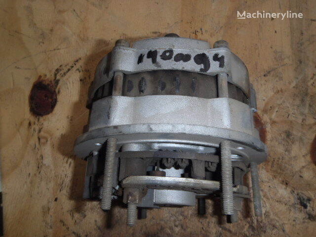 Hatz alternator for excavator