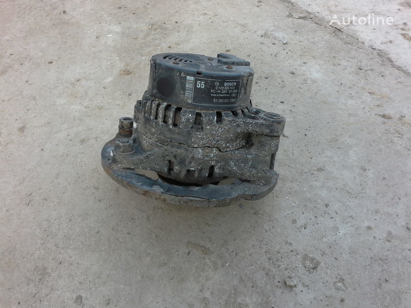 Man MAN L2000 Le 8.180 Le 8.160 Le 8.145 Le 8.140 Le220 alternator for MAN L2000 truck