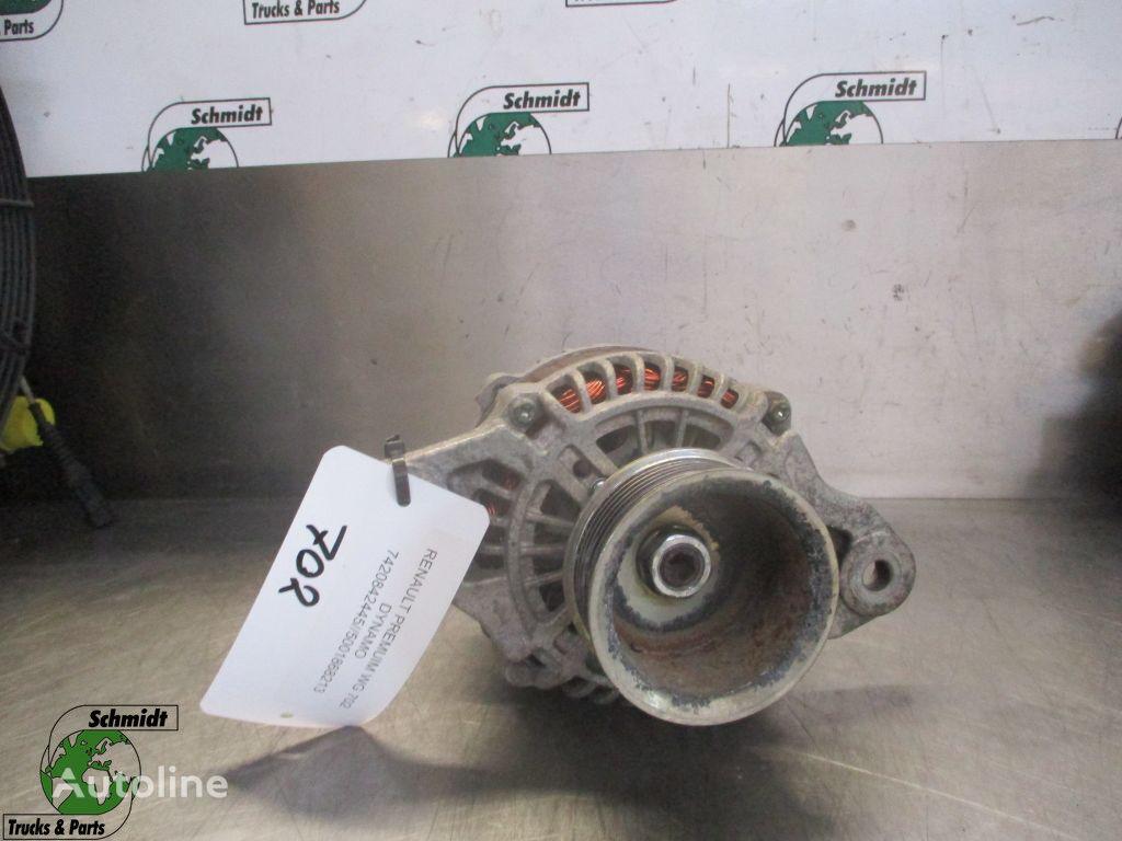 RENAULT Dynamo (7420842445) alternator for RENAULT Premium truck